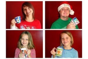 Christmas Mug Shot