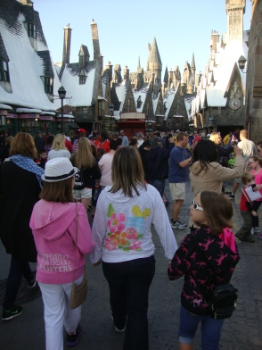 Hogsmeade--Welcome home, Jamie Ayres!