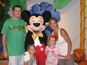 Family Disney Pic 2007