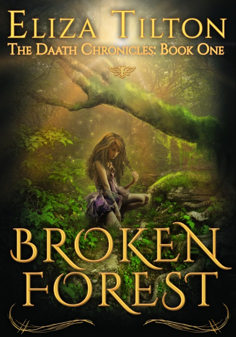 Broken Forest Ebook Cover