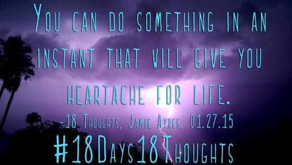 Day 17 Thought
