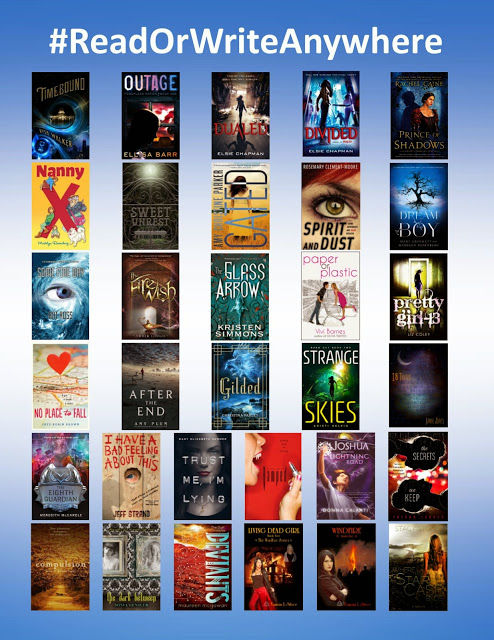 32 Readers Will Win A Book!